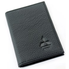 Бумажник для автодокументов Mitsubishi