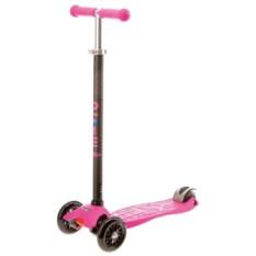 Самокат Micro Maxi Shocking Pink Т