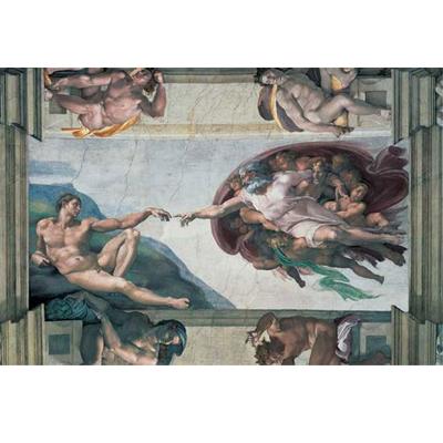 Пазл «Микеланджело»