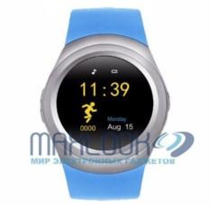Голубые умные часы Smart Watch RX9