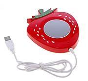 USB-нагреватель для кружки Клубничка