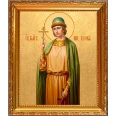 Икона на холсте Глеб Святой благоверный князь