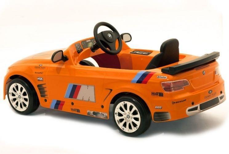 Машинка ВMW M3 GT с педалями