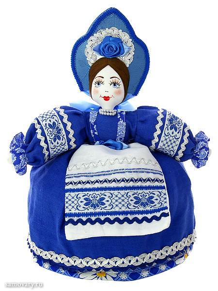 Кукла для улучшения заваривания чая Таня