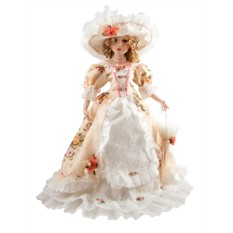 Коллекционная кукла Елена