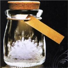 Кристалл в баночке Мистик (белый)