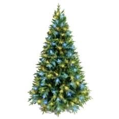 Искусственная ель Этна с электрогирляндой Cristal Trees