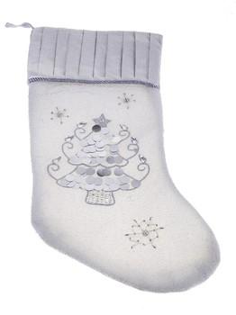 Носок для подарков Елочка