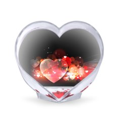 Сувенир-сердце Сердца
