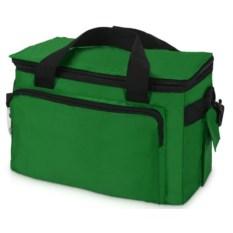 Зеленая сумка-холодильник на 10 литров