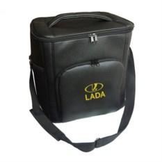 Термосумка из экокожи Lada, 20 л