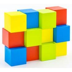 Мозаика Кубики (12 деталей)