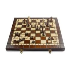 Шахматы, нарды и шашки Путешествие