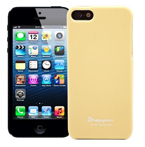 Кремовый чехол для iPhone 5 Delicate