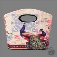 Интерьерная сумочка Павлины