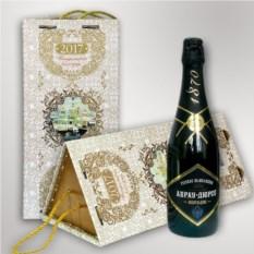 Подарочный набор с шампанским Великие художники России