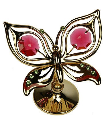 Фигурка декоративная Swarovski Бабочка