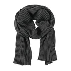Черно-серый палантин Mono