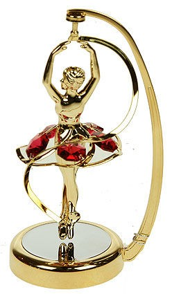 Фигурка декоративная Swarovski Балерина