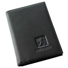 Бумажник для автодокументов с отделением для денег Peugeot