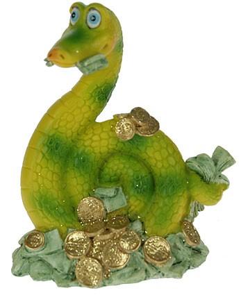 Фигурка декоративная Змея