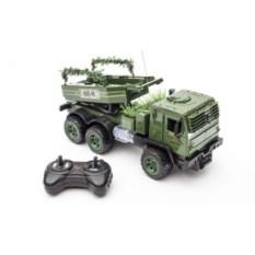 Военный грузовик на радиоуправлении
