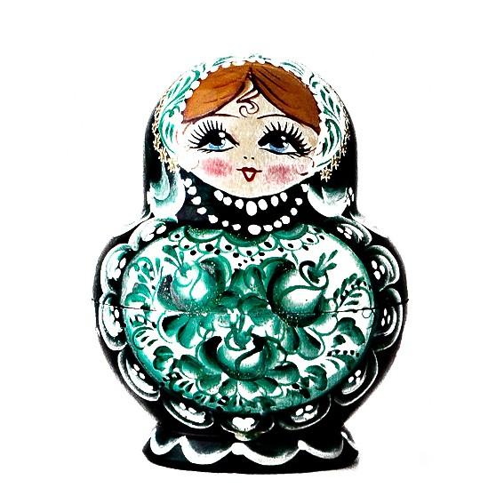 Набор матрёшек «Русская красавица»