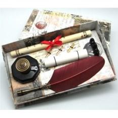 Подарочный набор для письма Бордо