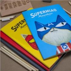 Блокноты Super Miao