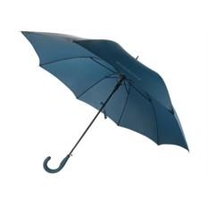 Полуавтоматический синий зонт-трость Baldinini