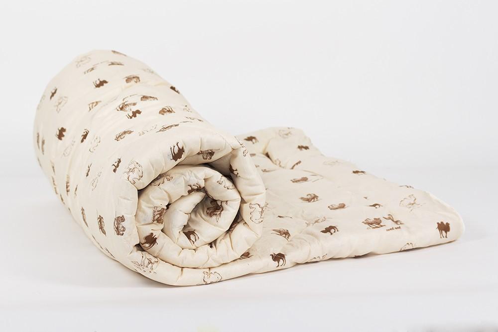 Одеяло зимнее Верблюжья шерсть (тик)
