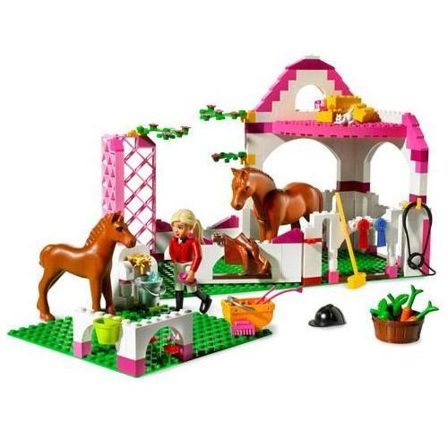 Конструктор Lego Belville «Конюшня»