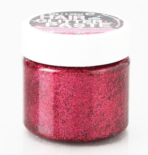 Блестки для волос Pink Hair Glitter