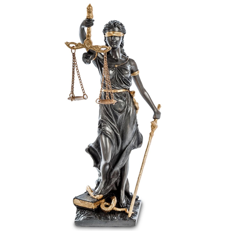 Статуэтка «Фемида-Богиня правосудия»