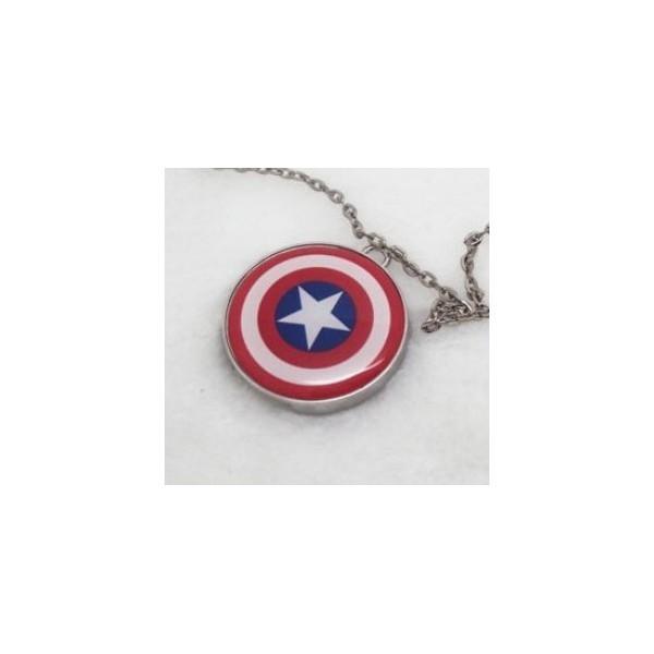 Флешка Щит Капитана Америка, 8 Gb