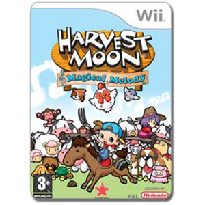 Harvest Moon Magical Melody. .