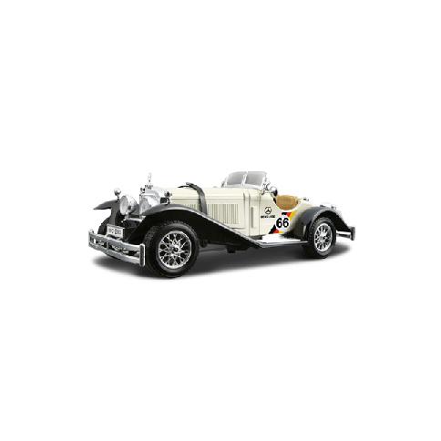 Машина Mercedes-Benz (1928) 1:24