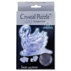 3D-головоломка Crystal Puzzle «Лебедь» из 44 деталей