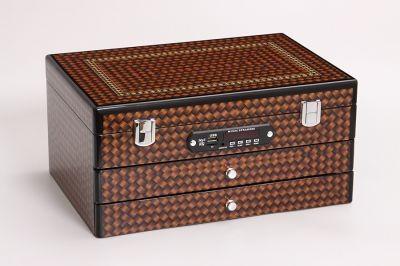 Музыкальная шкатулка с mp3, трехярусная