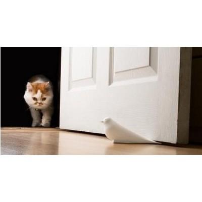 Прикольный держатель для двери «Воробей»