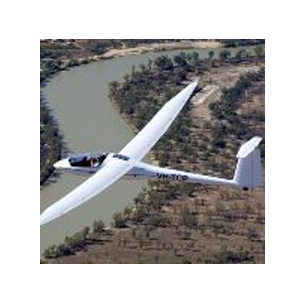 Полет на мотопланере