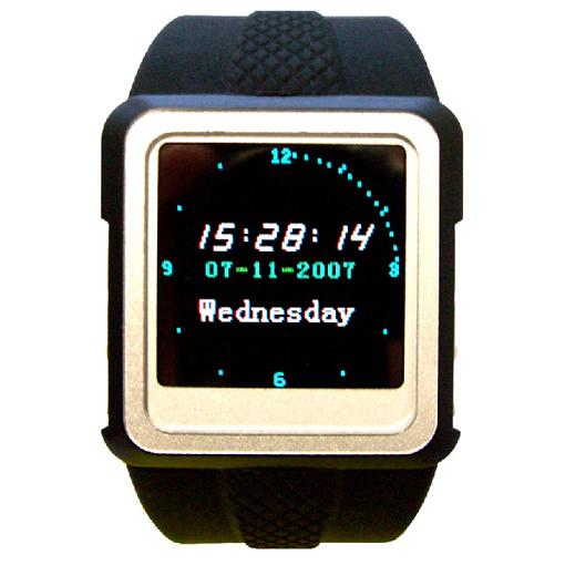 Цифровые часы со встроенным МР3-МР4 плеером