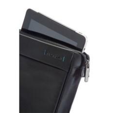 Черная плечевая сумка Spectrolite
