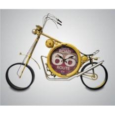 Настенные часы Мопед