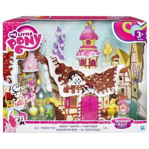 Игровой набор My Little Pony Сахарный дворец от Hasbro