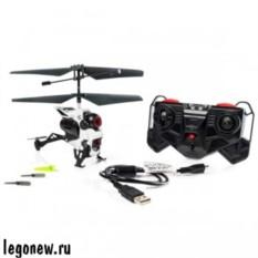 Радиоуправляемый вертолёт с камерой Эйрхогс