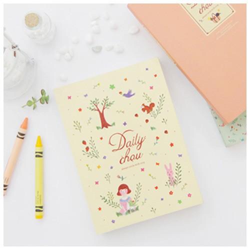 Дневник Dayly Chou