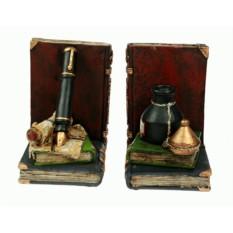 Комплект держателей для книг Ретро