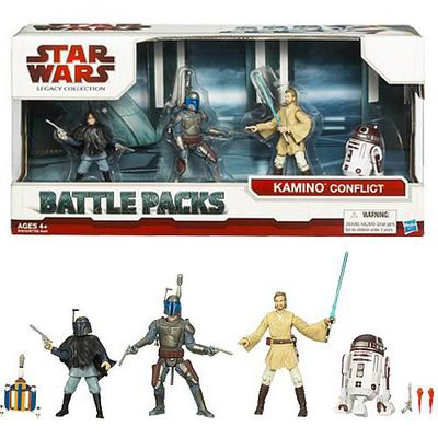 Набор фигурок Star Wars