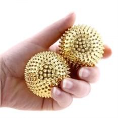Магнитные шары для ручного массажа